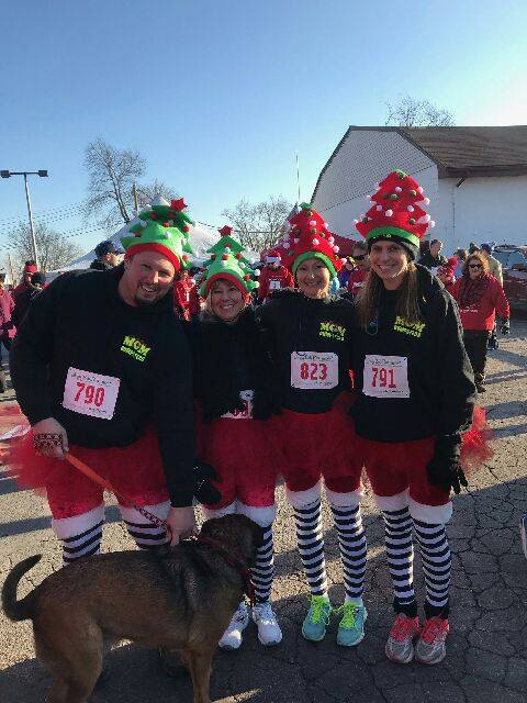 2018 New Baltimore Jingle Bell Run