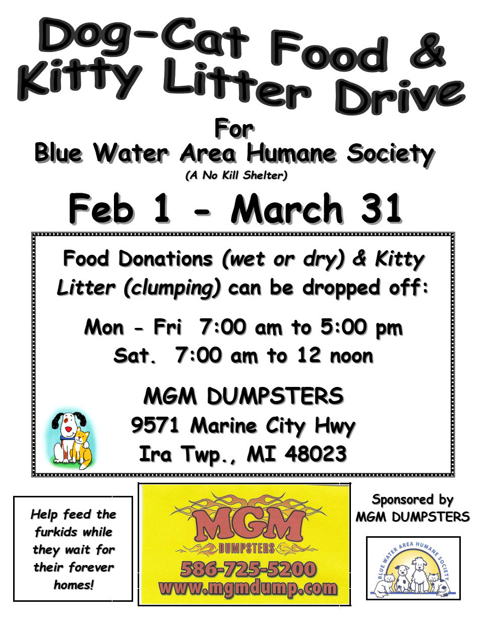 MGM Cat-Dog Food Drive  Jan 2019.jpg