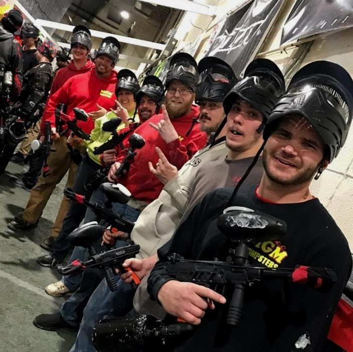 2019 Paint Ball Outing