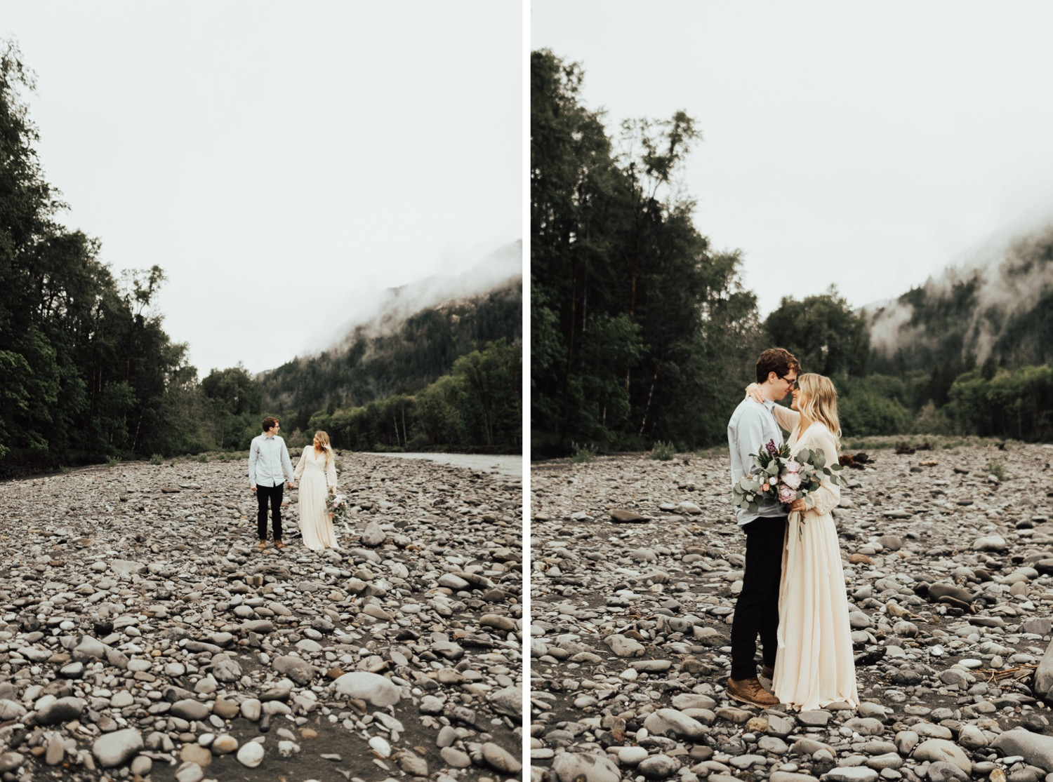 Olympic National Park Elopement