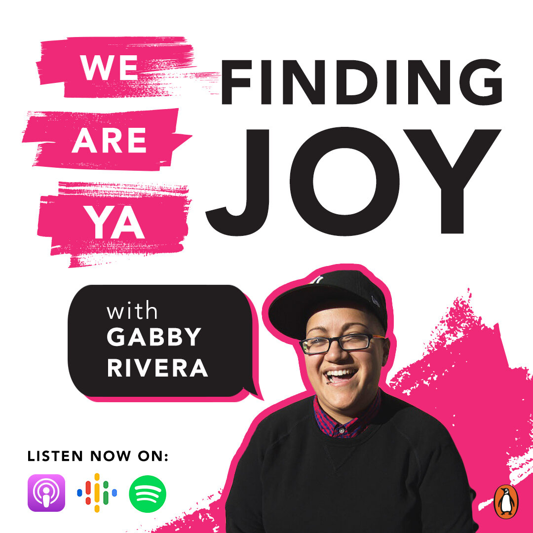 Episode one - Gabby Rivera on writing for Marvel, being a queer joyful Puerto Rican from the Bronx, and her book Juliet Takes a Breath.