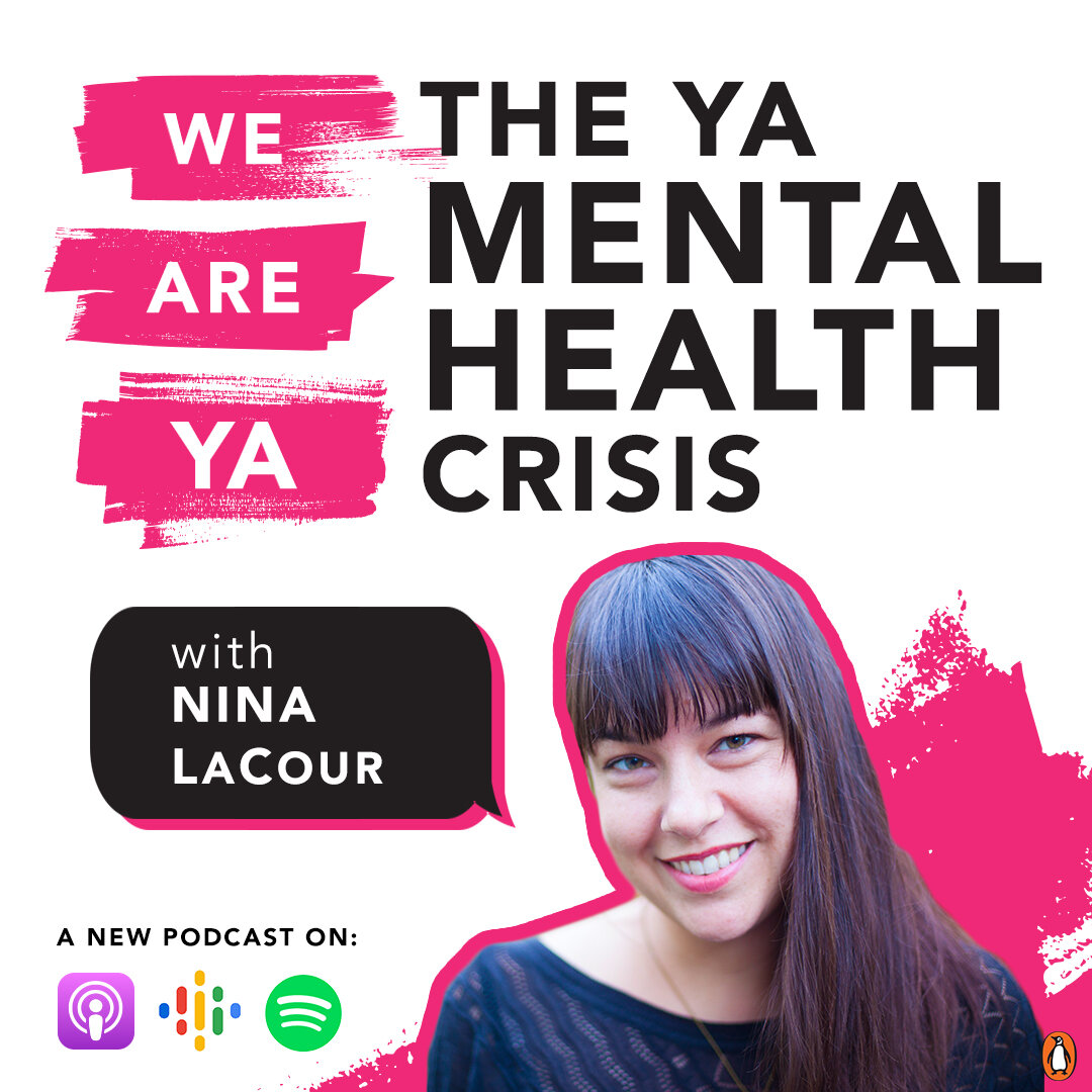 EPISODE THREE - Nina LaCour on mental health representation in YA and her books Hold Still and We Are Okay.