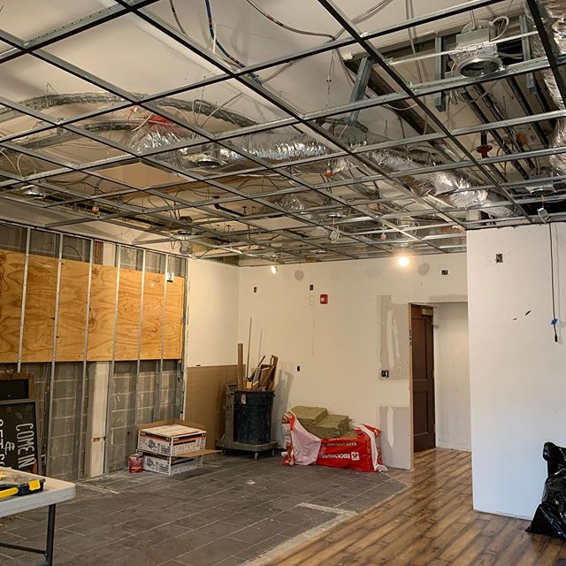 I'm so excited to see this space transform into another Evolve Cycle and Fitness- opening in Montville soon!