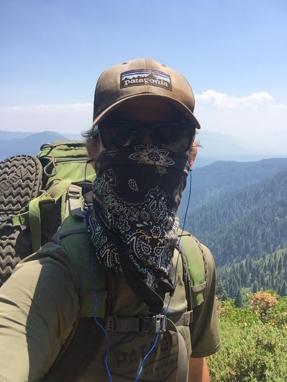 Hat Creek Rim – Pacific Crest Trail 2017
