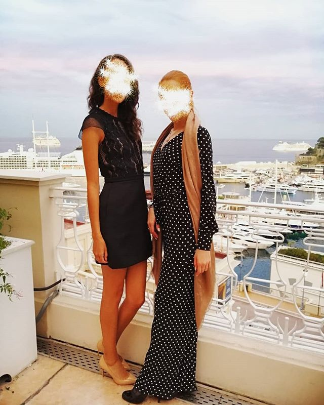 Throwback to a breathtaking sunset in Monte Carlo 💖 #tbt