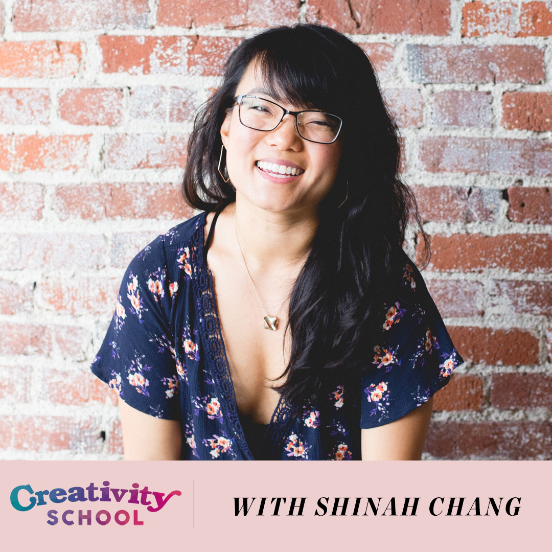 Lesson 02: How an unhappy lawyer with a Harvard degree became a badass calligrapher - With Shinah Chang