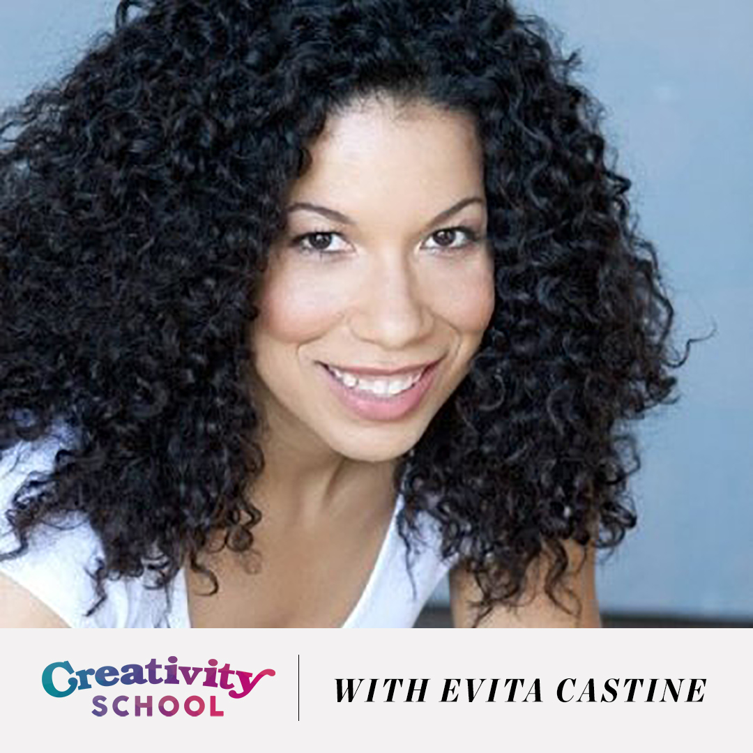 Lesson 08: How owning your story and identity is a super power and makes your creative expression unique - With Evita Castine