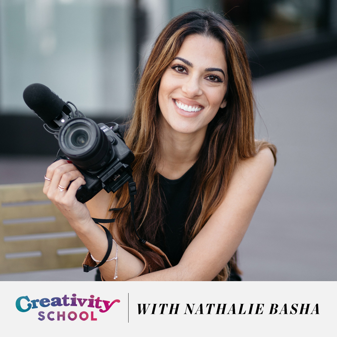 Lesson 10: How to create work that connects with a wide audience and manifest the career and life opportunities of your dreams - With Nathalie Basha