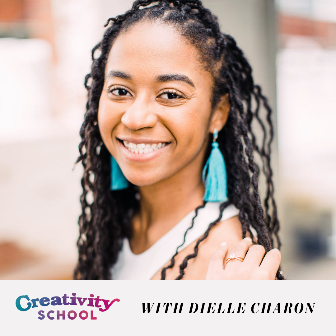 tips on how to start a profitable side hustle - With Dielle Charon