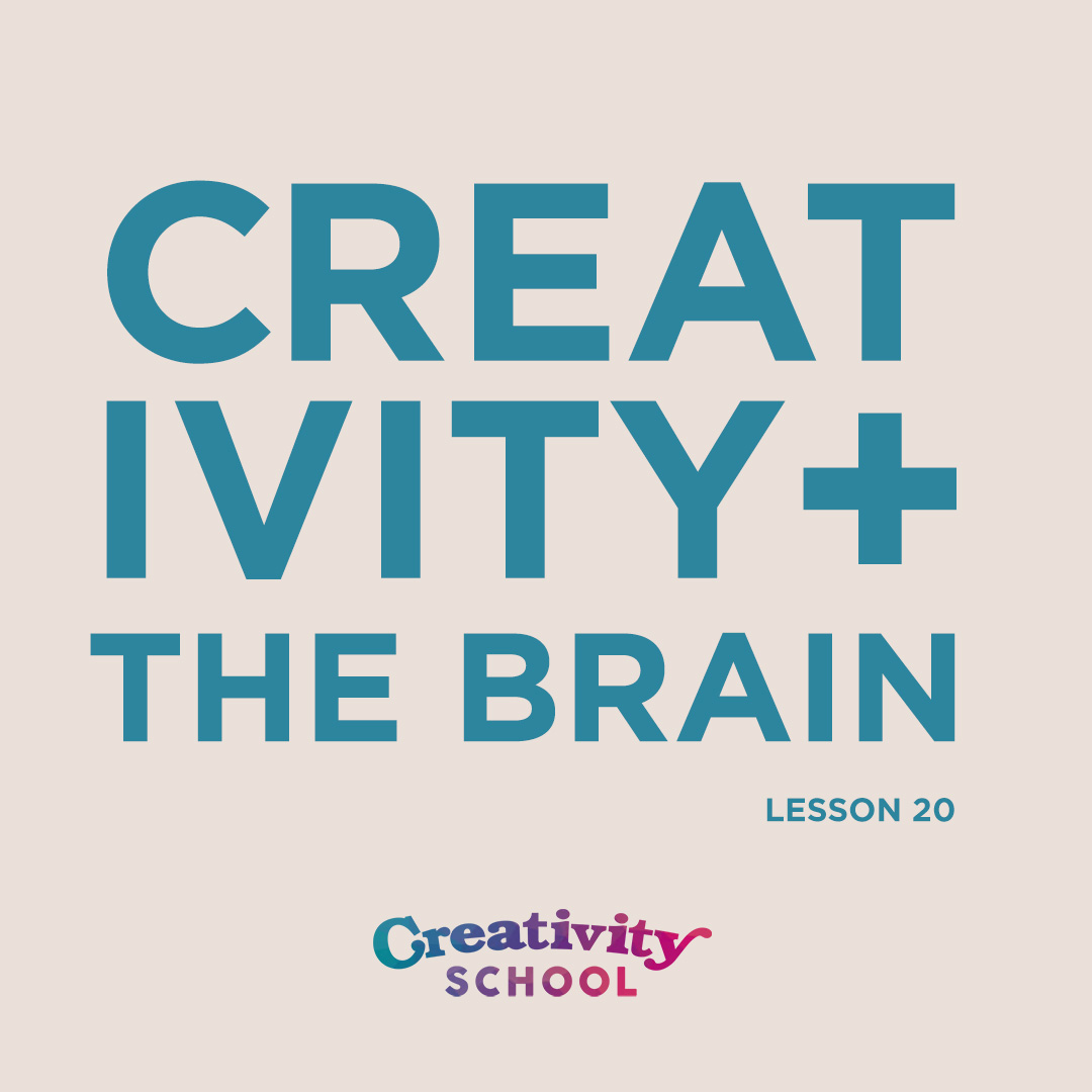 Lesson 20 - The Creative Brain   7 brain-bending, risk-taking ways to spark creativity from Netflix's new documentary The Creative Brain with neuroscientist David Eagleman.   May 20th 2019