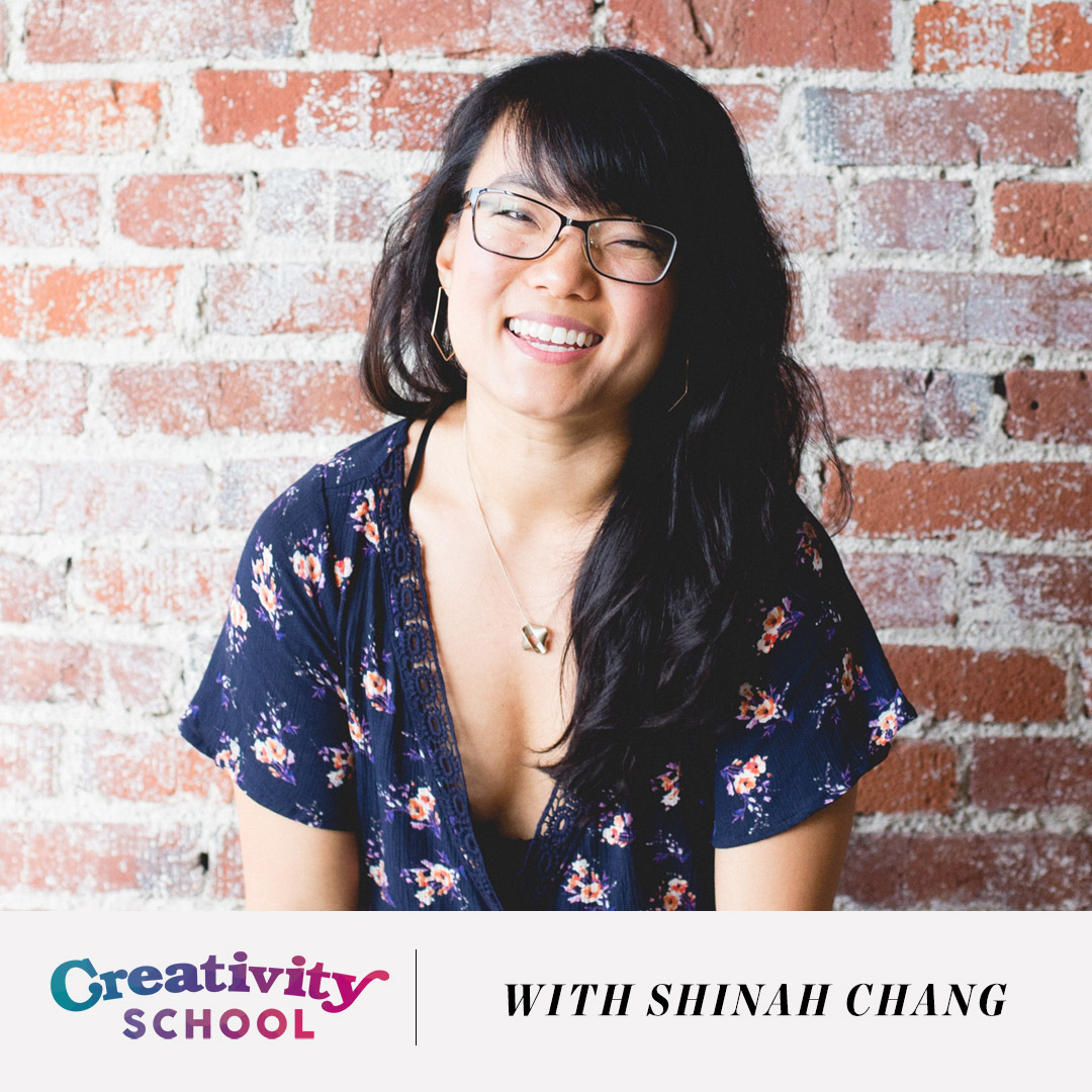 How an unhappy lawyer with a Harvard degree became a badass calligrapher - with Shinah Chang