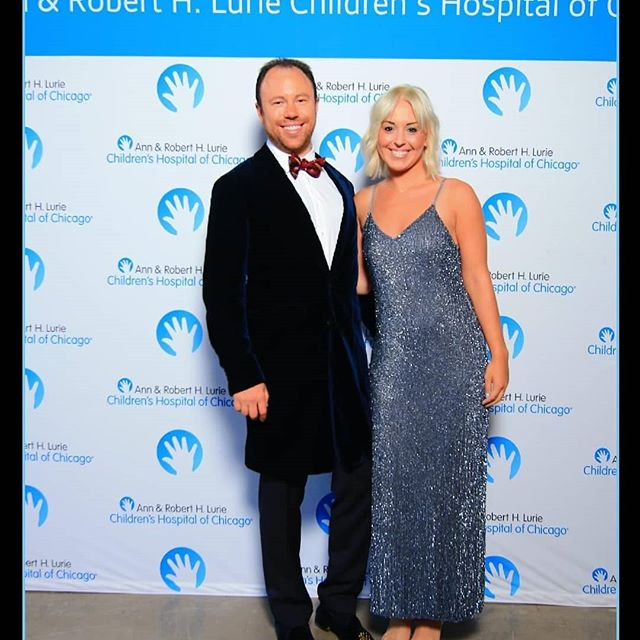 Let's not forget why this started. Thank you @luriechildrens for giving me and so many life, hope, and a whole lot of love
