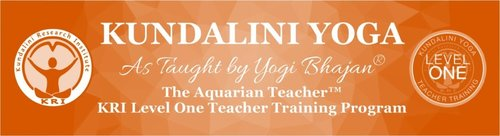 KRI, kundalini, yoga, association, certification, level 1 teacher training