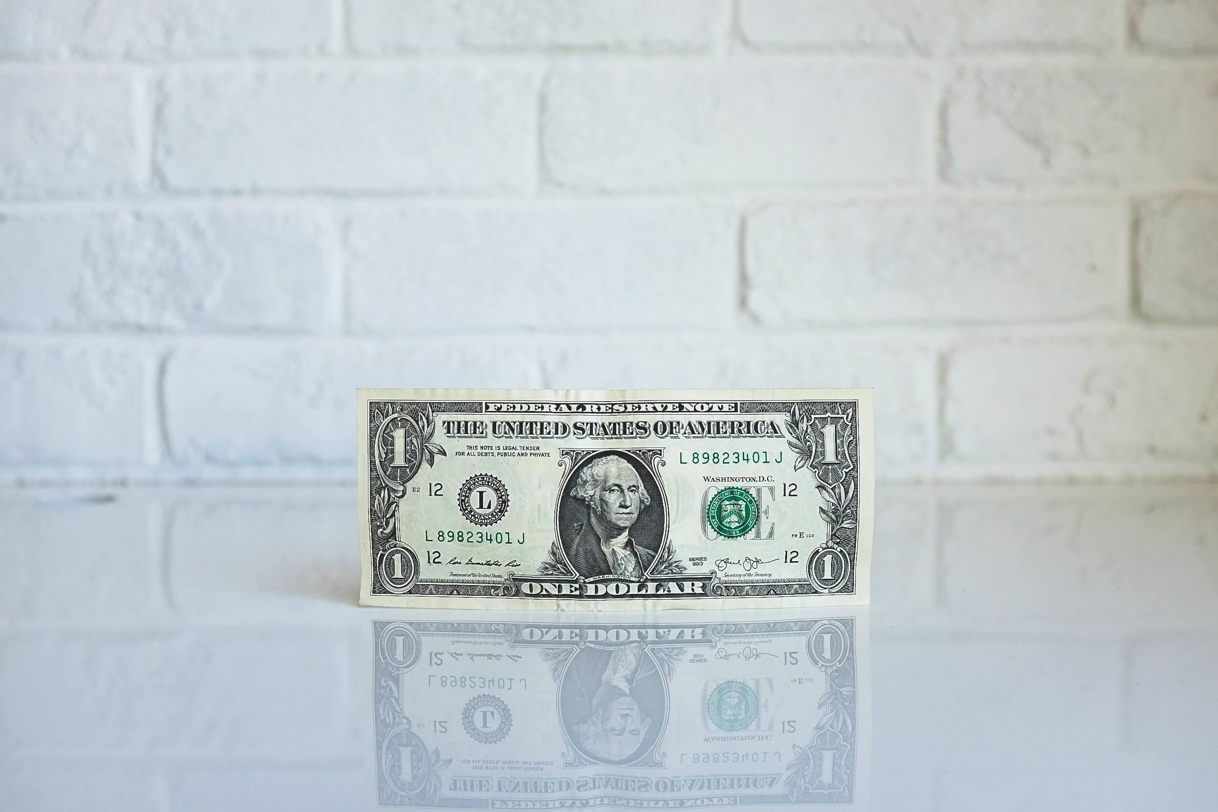 Dollar Bill to Symbolize Affordable Bankruptcy Attorneys (compressed).jpg