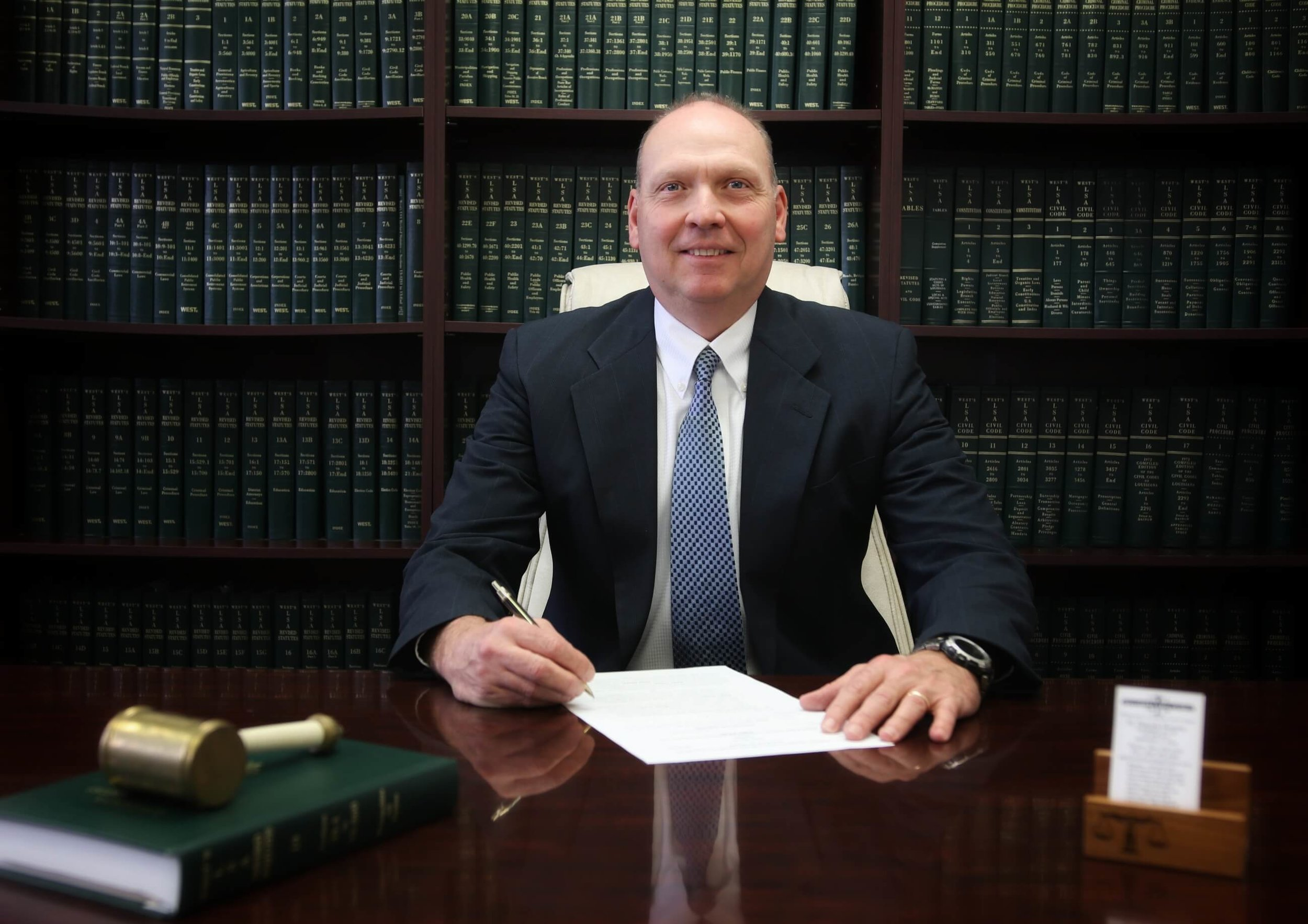 H. Patrick Rooney   Pat@SouthernLegalClinics.com