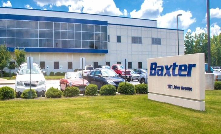 BAXTER PHARMACEUTICAL - CLEVELAND, MS
