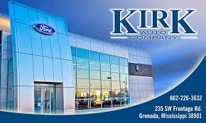 KIRK AUTO GROUP - GRENADA, MS