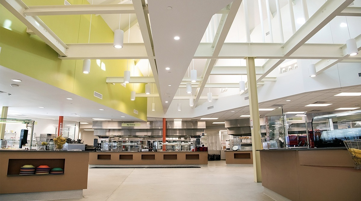 DELTA STATE - YOUNG MAULDIN CAFETERIA