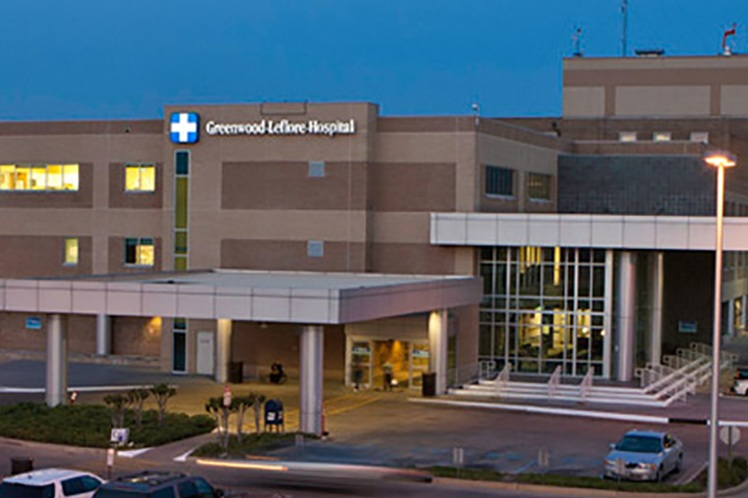 GREENWOOD LEFLORE HOSPITAL