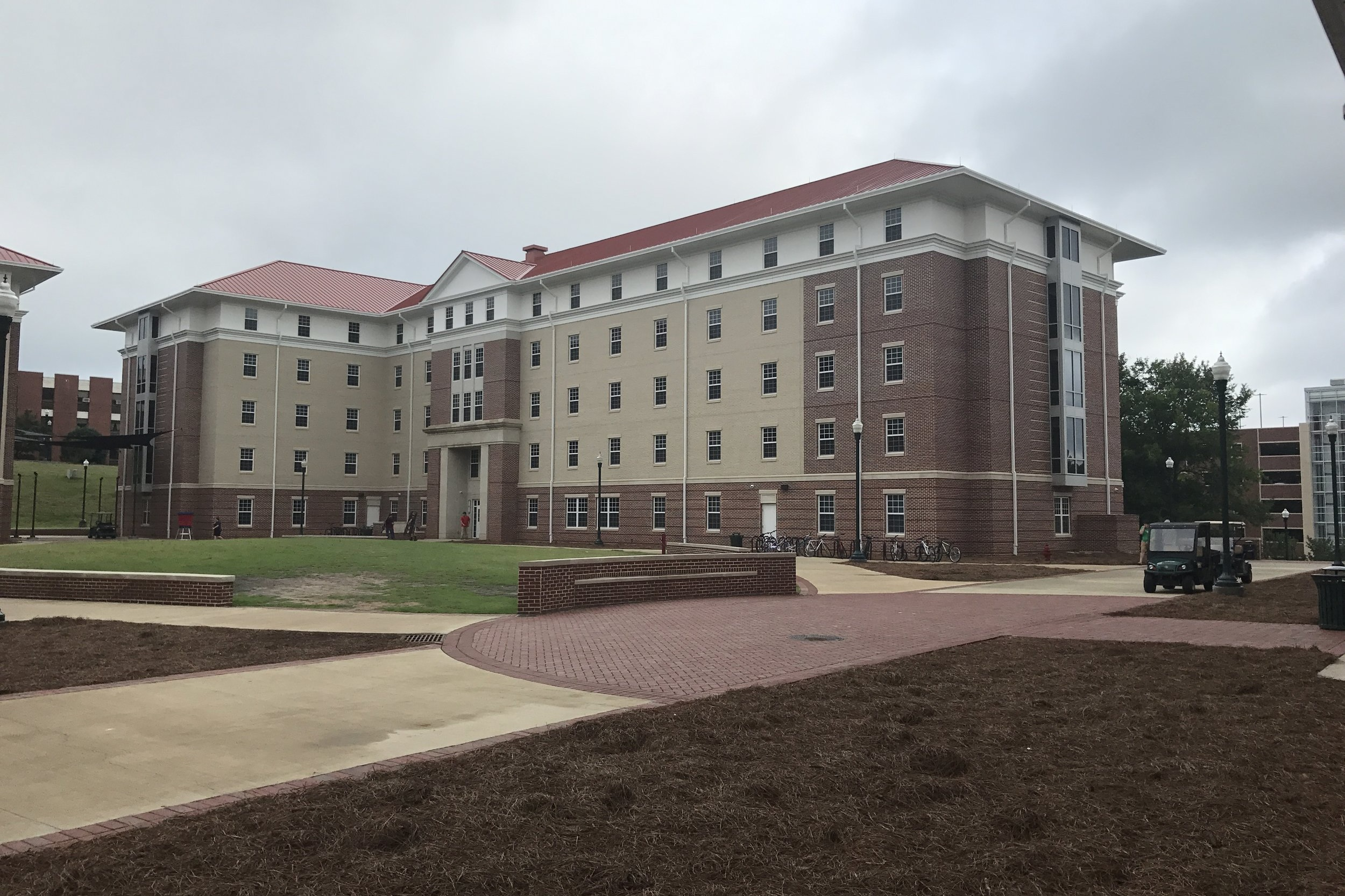 UNIVERSITY OF MISSISSIPPI - NORTH HALL