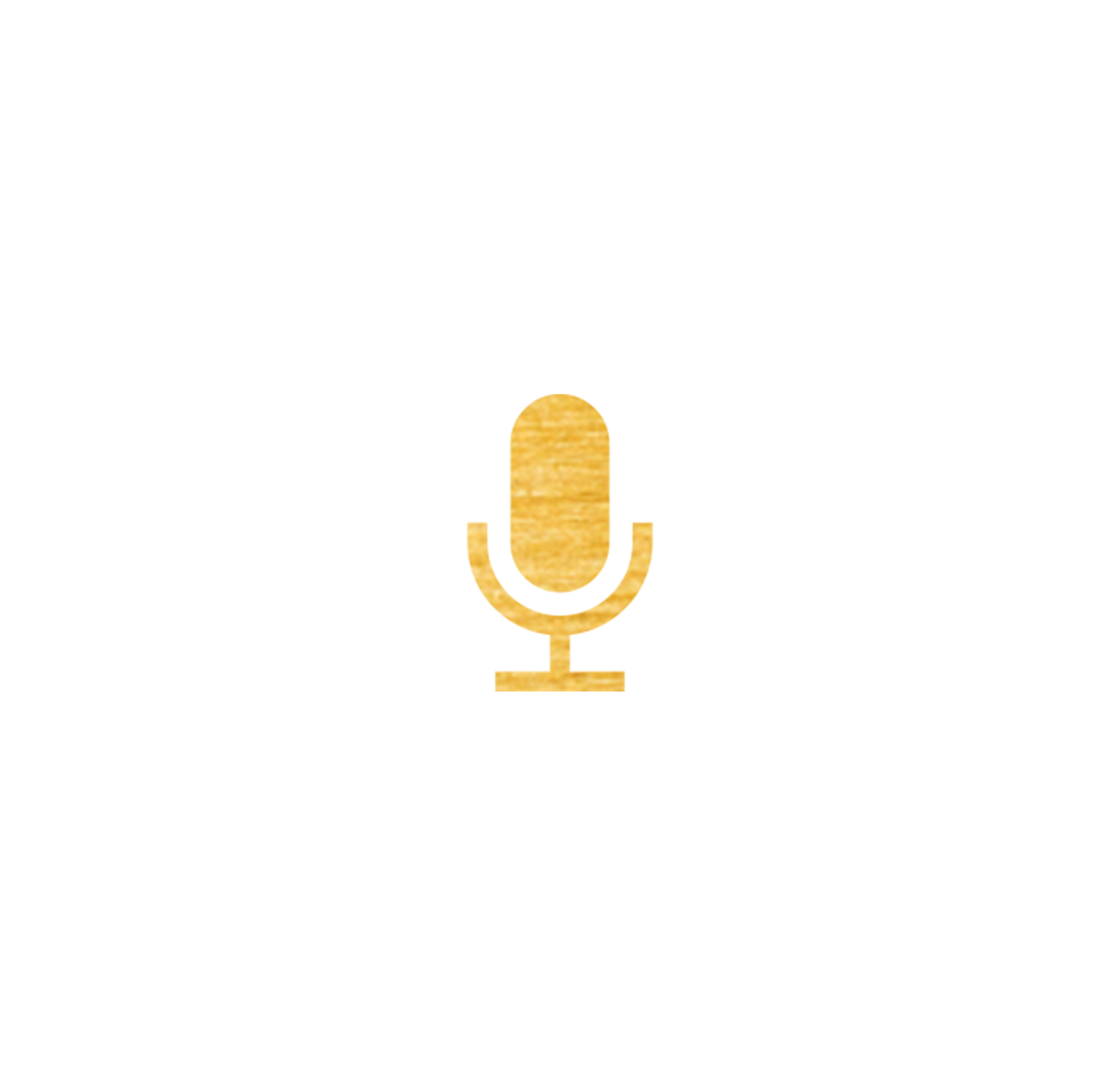 The Golden Gut Podcast _ microphone