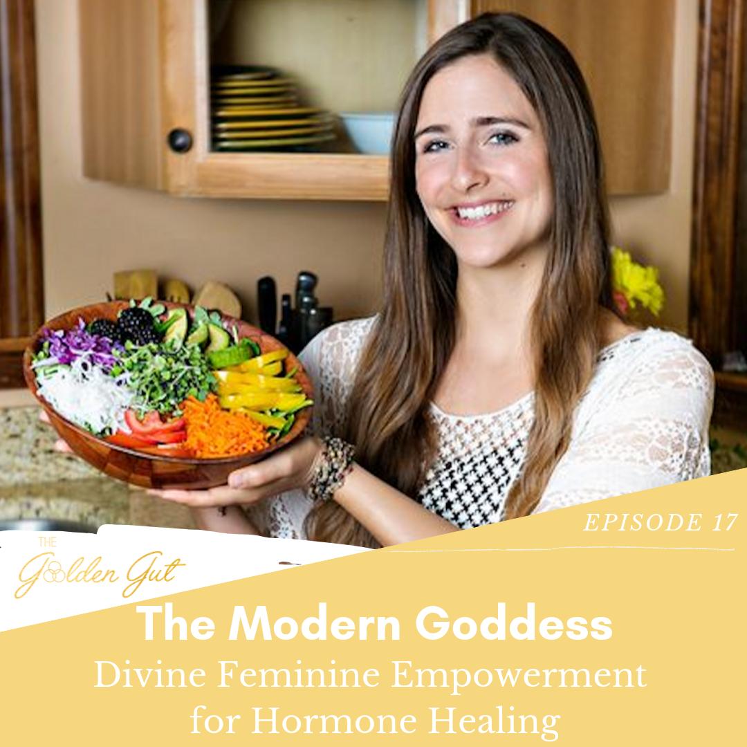 The Golden Gut Podcast - Modern Goddess.png