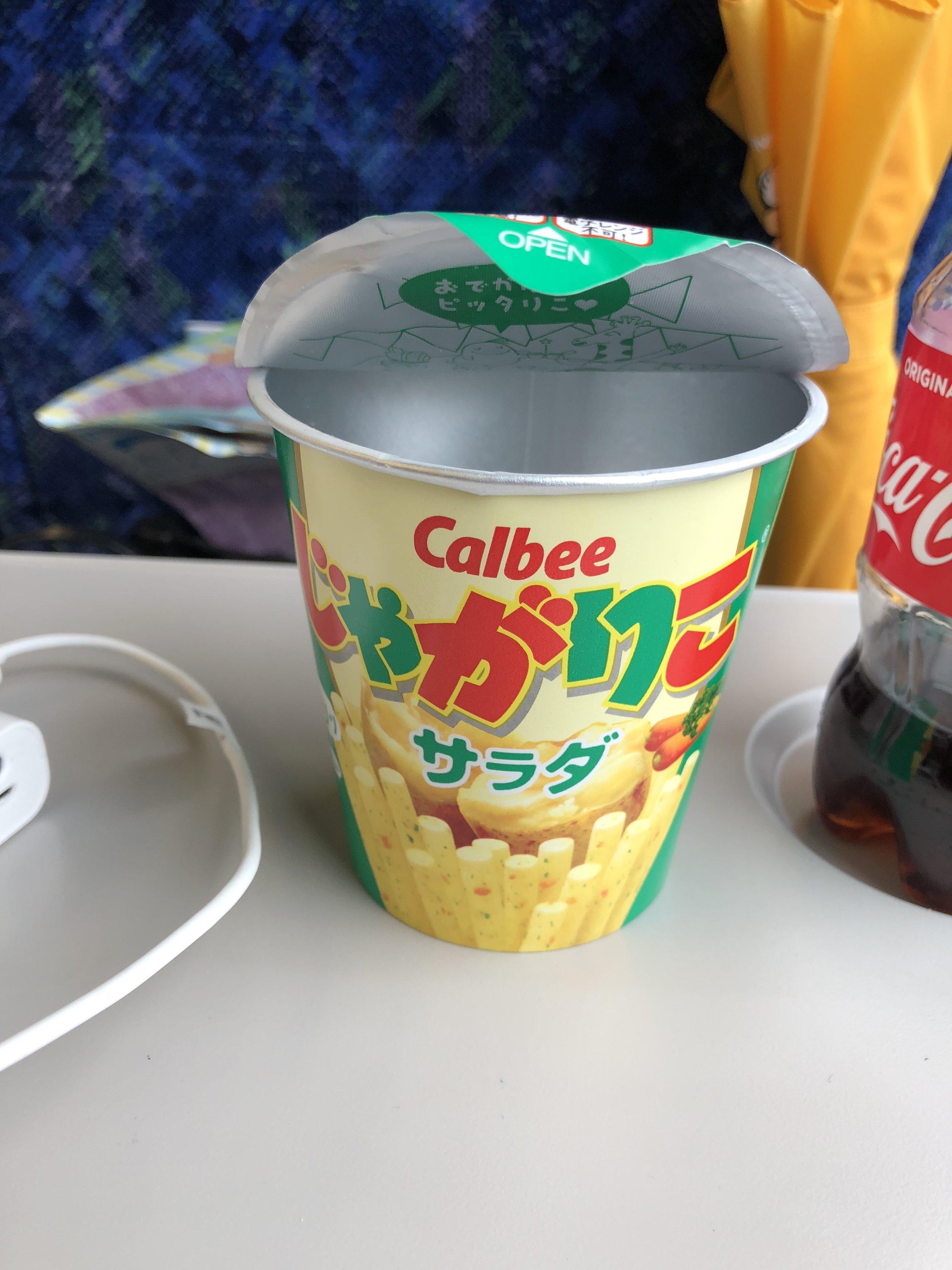 Calbee Japanese Snack