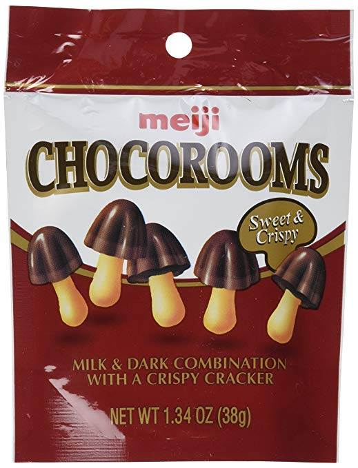 chocorooms Japanese Snack