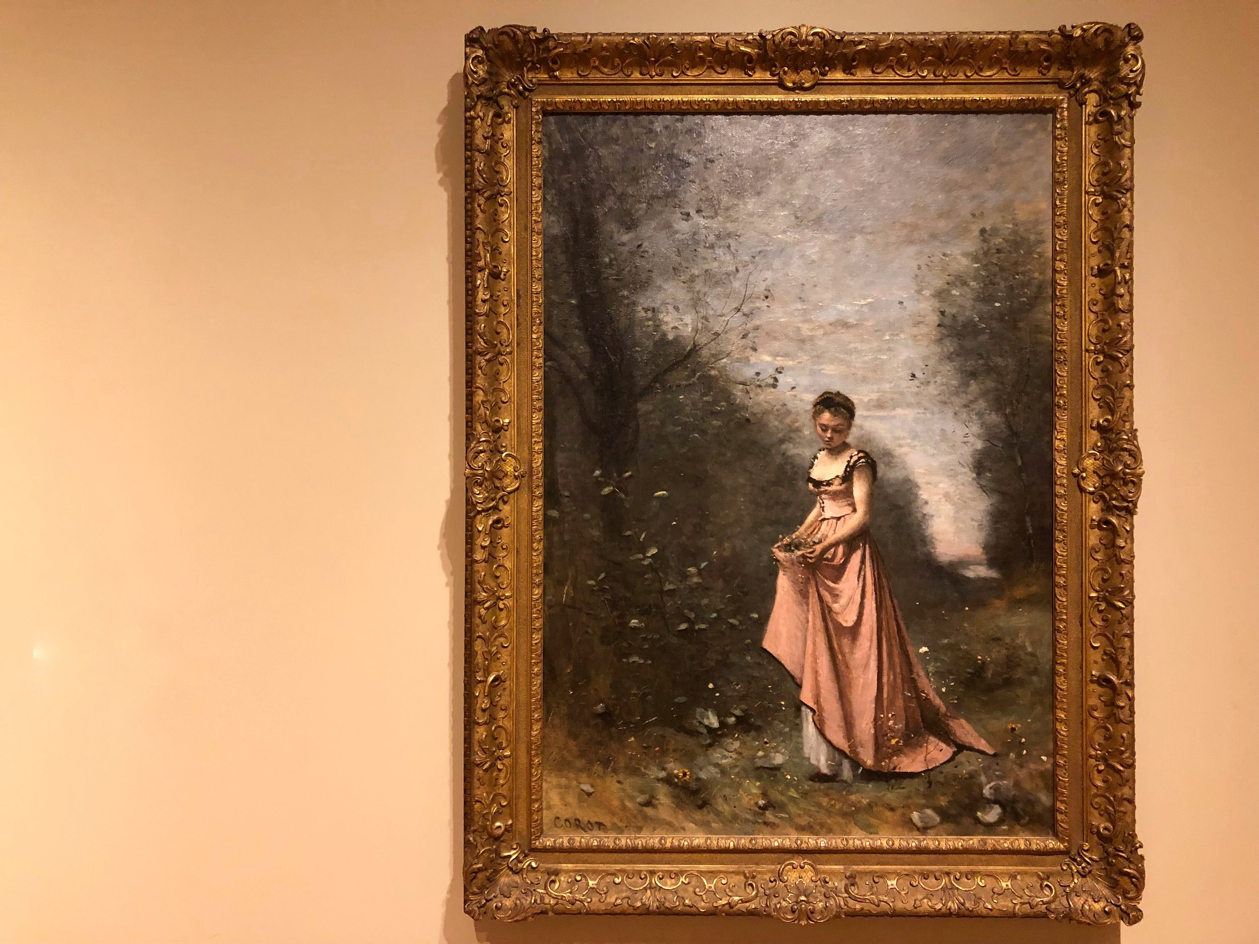 Springtime of Life - Corot