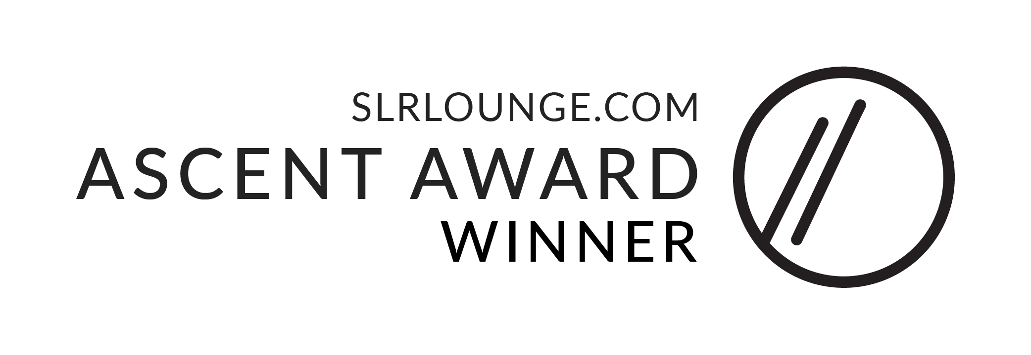 SLR Lounge Ascent Award