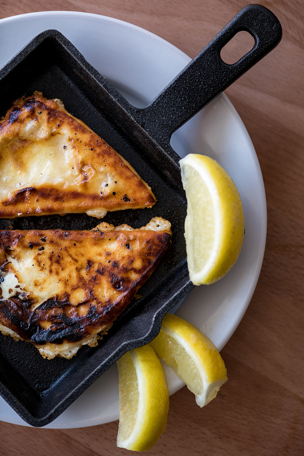 SAGANAKI - shot for The Greek BellySpringfield, MO