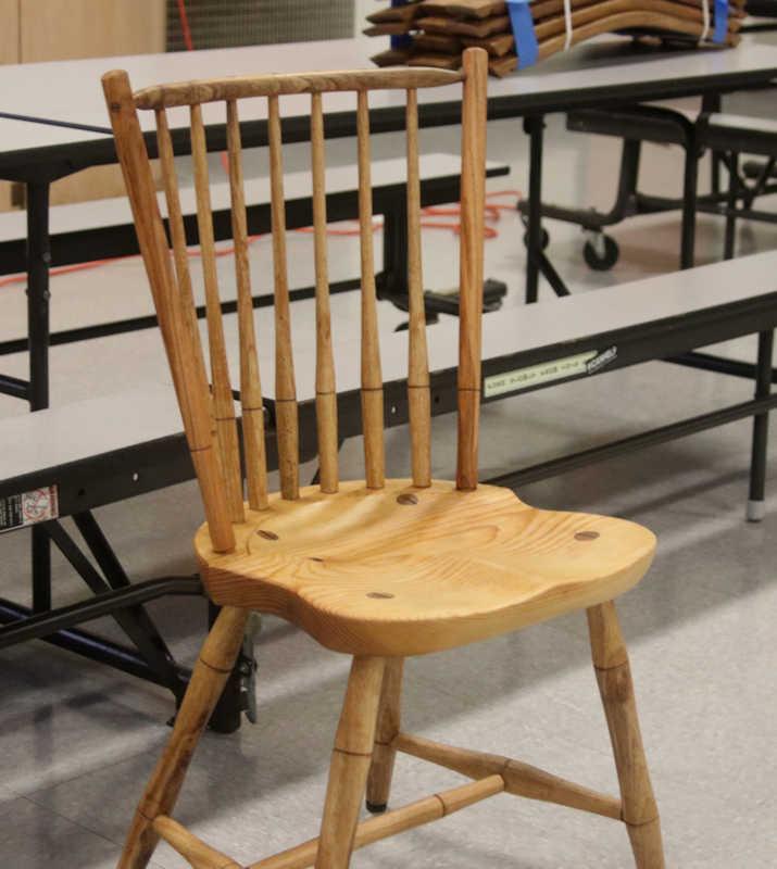 Single Rodback Windsor Chair