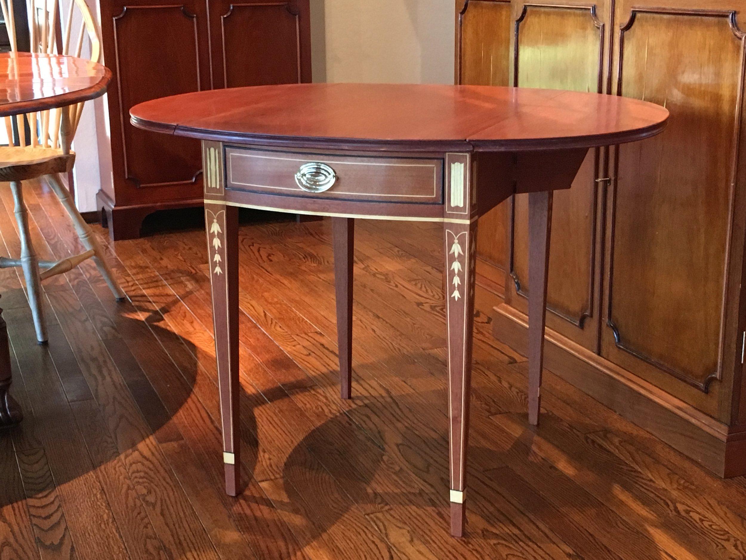 1790 Pembroke Table