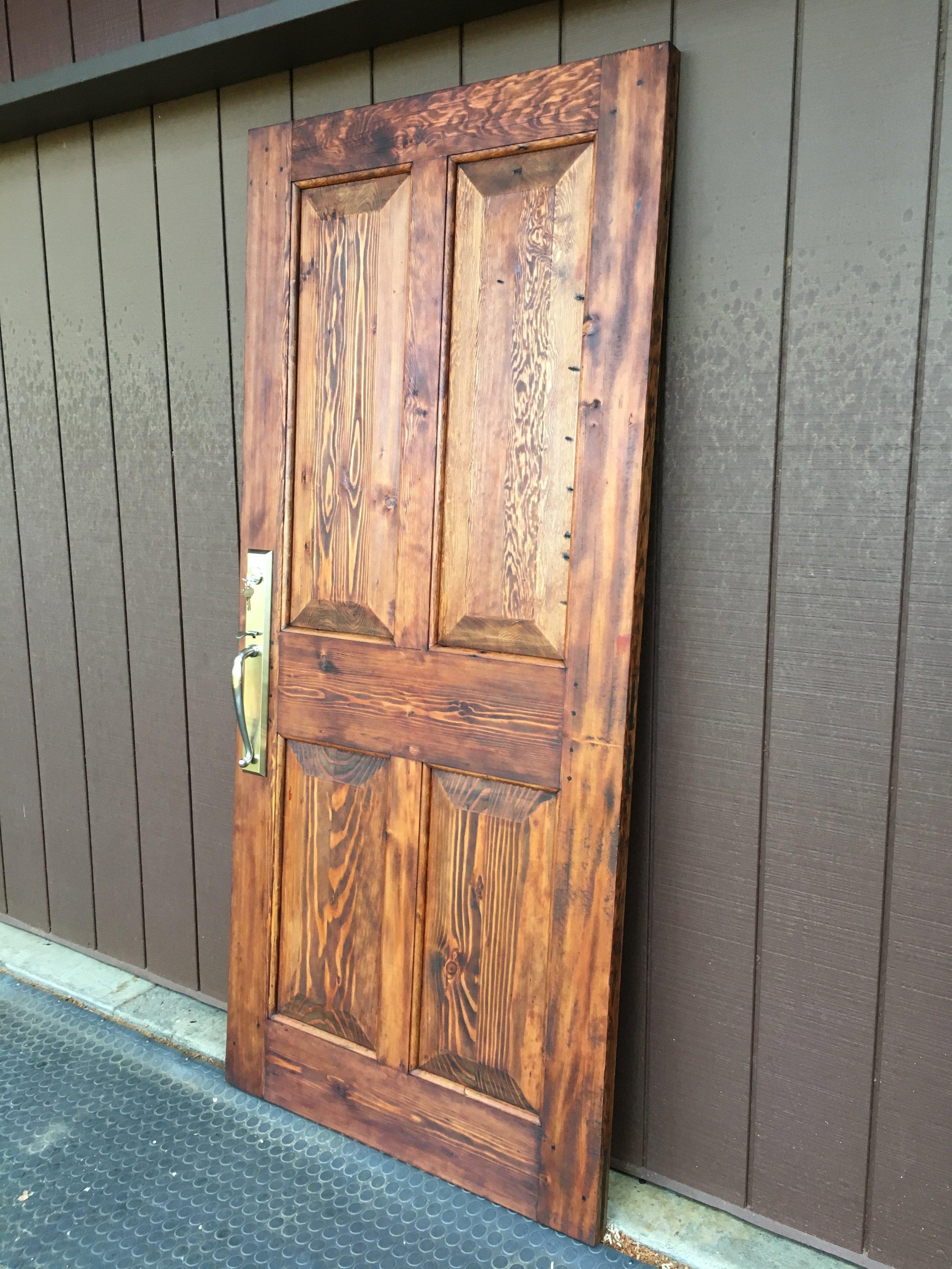 Elizabeth's Front Door