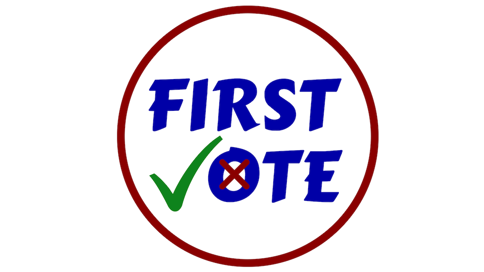 First vote - Empowering you(th) to engage in civic affairs, influence government, and to get out and vote.