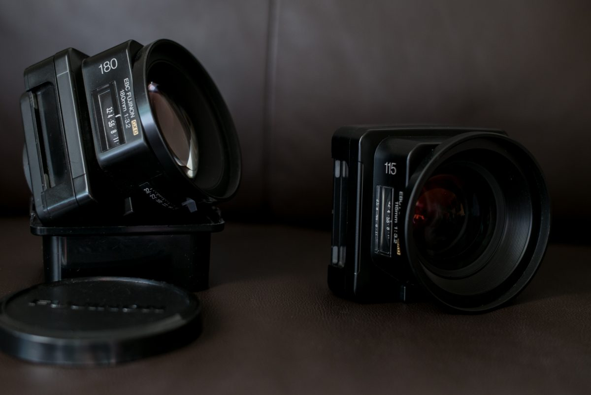 GXD 180mm f/3.2 and GXD 115mm f/3.2 lenses