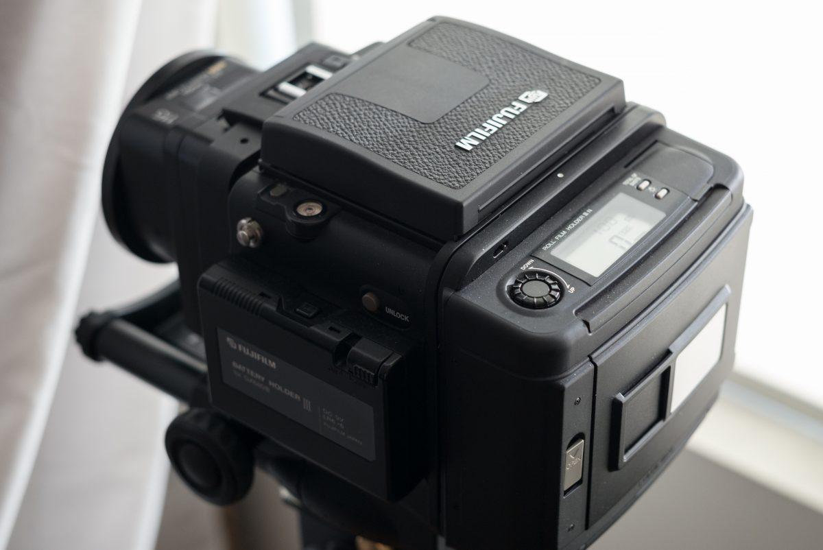 GX680IIIS film back