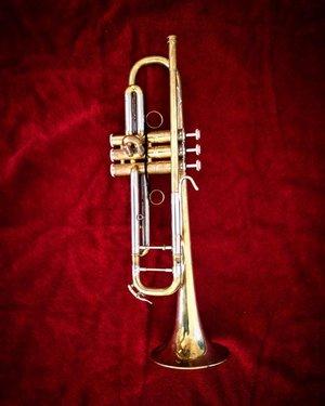 Roy Poper Model B flat Trumpet