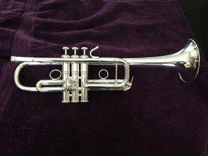 GFT Poper Model C Trumpet