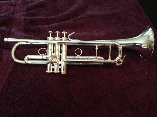 GFT Reese Bb Trumpet