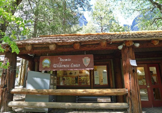 Yosemite Wilderness Center is located in Yosemite Village.