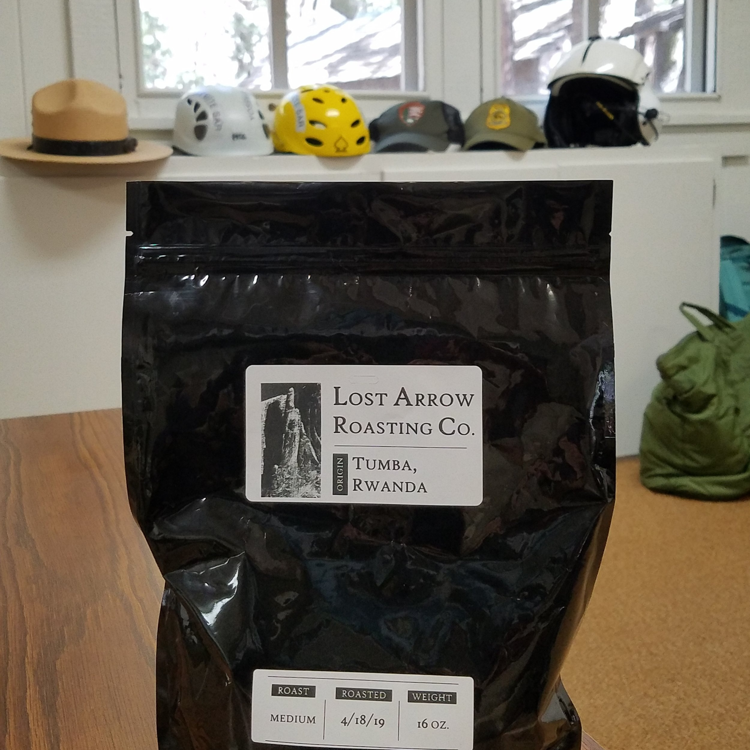Community Coffee w/ LE 2 - April 2019  Special thanks to local roaster Lost Arrow Coffee!