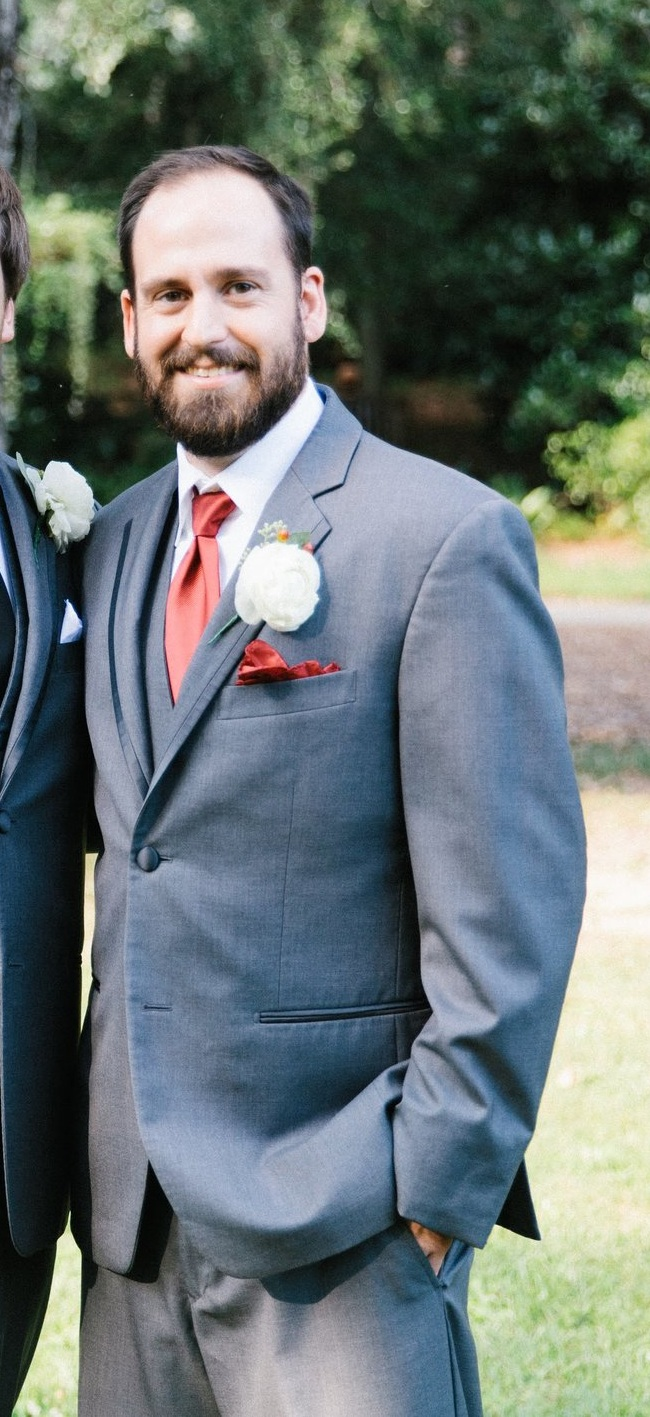 Brian Johnson - Groomsman