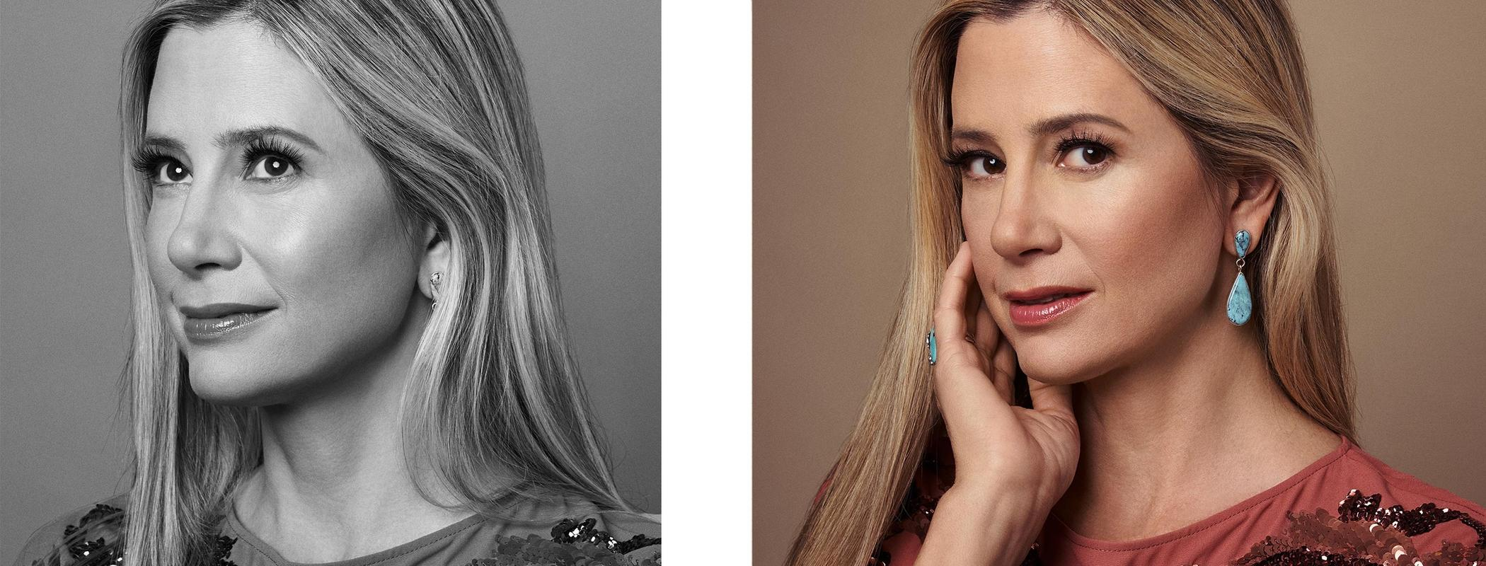 Cover: How Mira Sorvino Learned to Brave for #MeToo