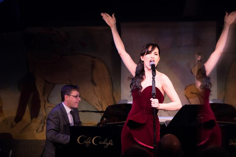 Review: Lena Hall Nails the Part in THE ART OF THE AUDITION