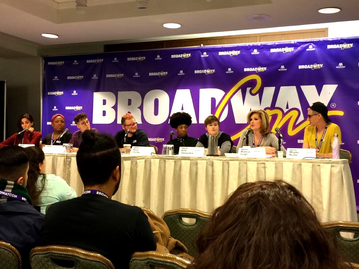 What Should Diversity on Broadway's Stages Look Like? Just Ask BroadwayCon