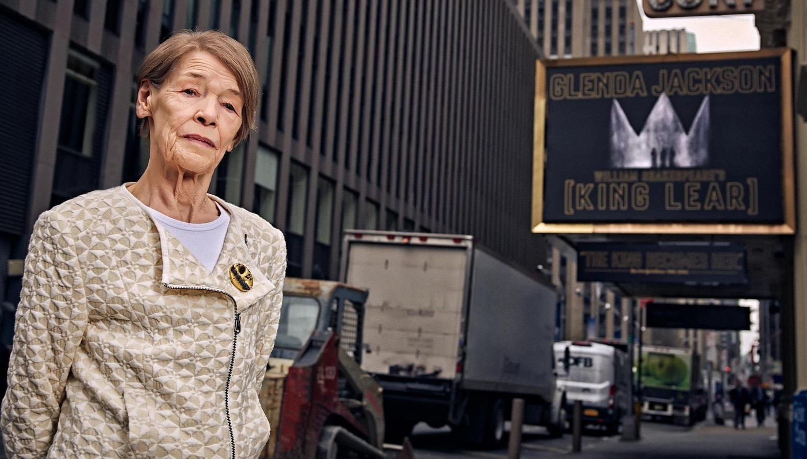 Tony Winner Glenda Jackson on Lear, Shakespeare, and Creativity