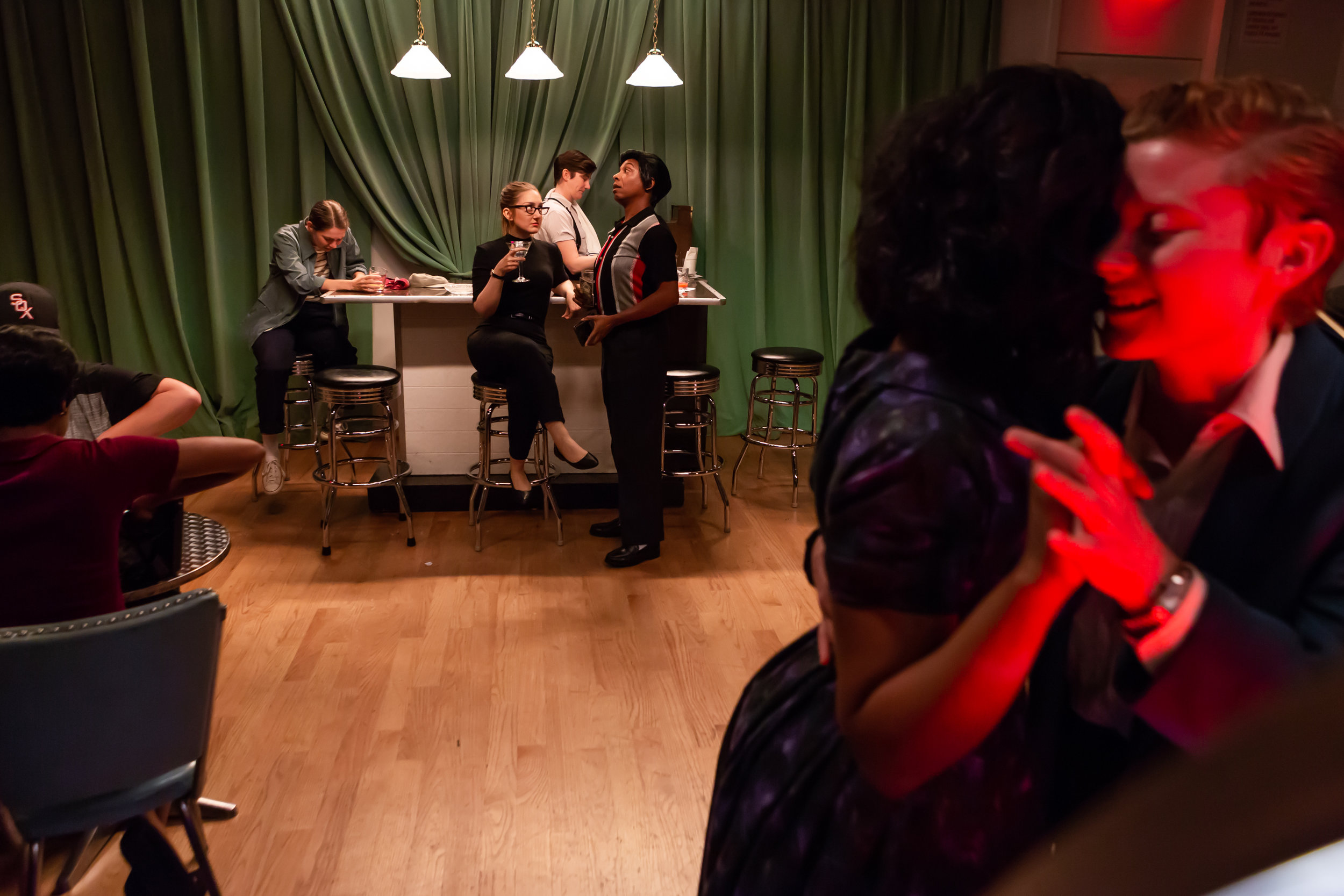 BAR DYKES Is A Must-See Piece Of Lesbian Theater