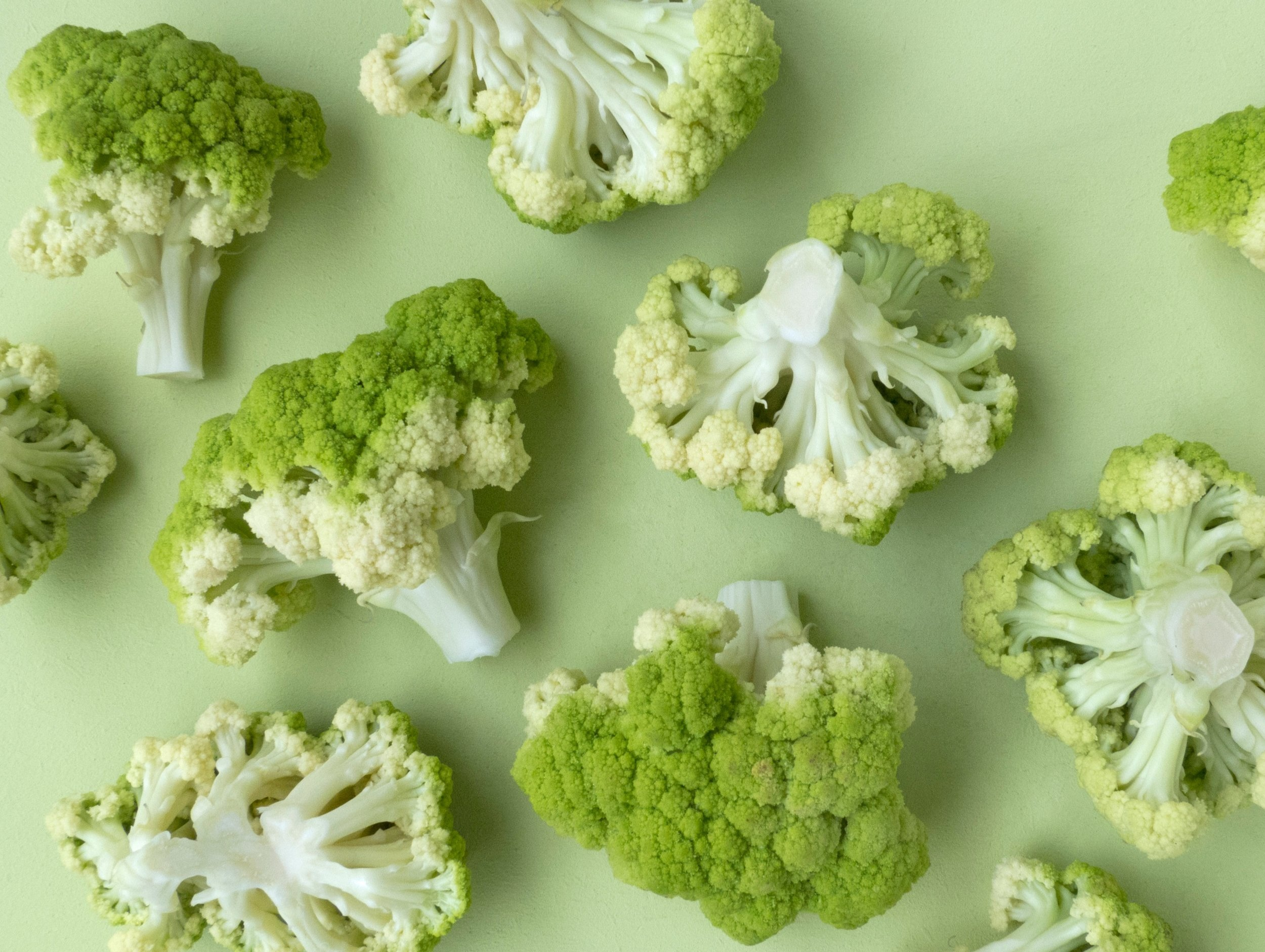broccoli - 70 percent of broccoli samples had no detectable pesticide residues.Only one in ten broccoli samples contained more than one pesticide residue.