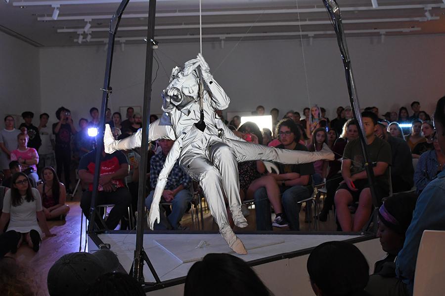 Erica Gressman: Limbs